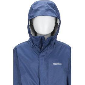 Marmot PreCip Eco Jacket Barn Arctic Navy